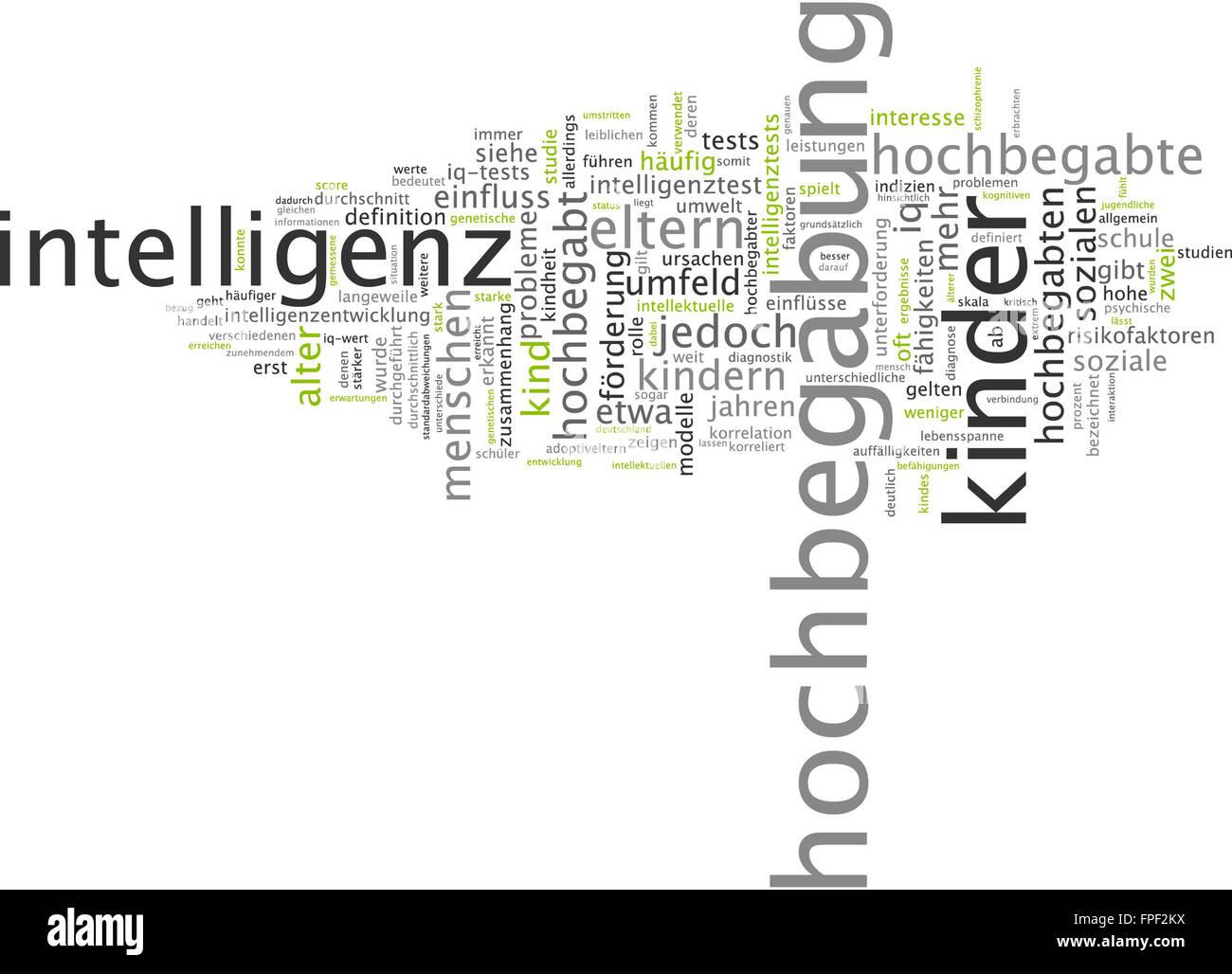 Inteligenztest  Intelligence Test  2019-05-16