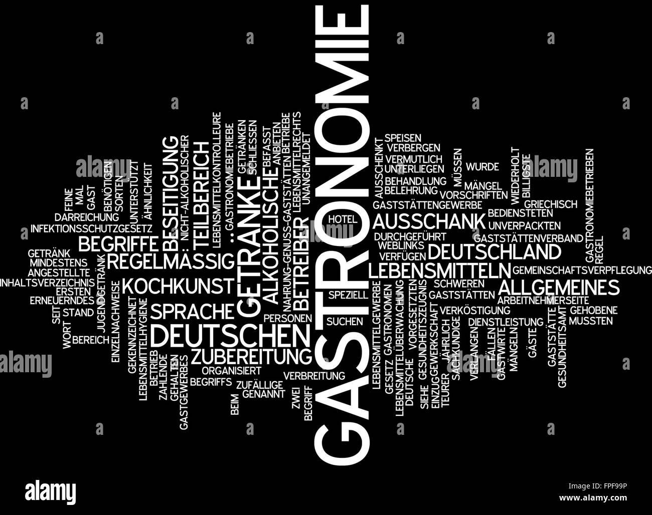 Gastronomie Gastronom Getränk Getränke Speisen Stock Photo: 99910882 ...