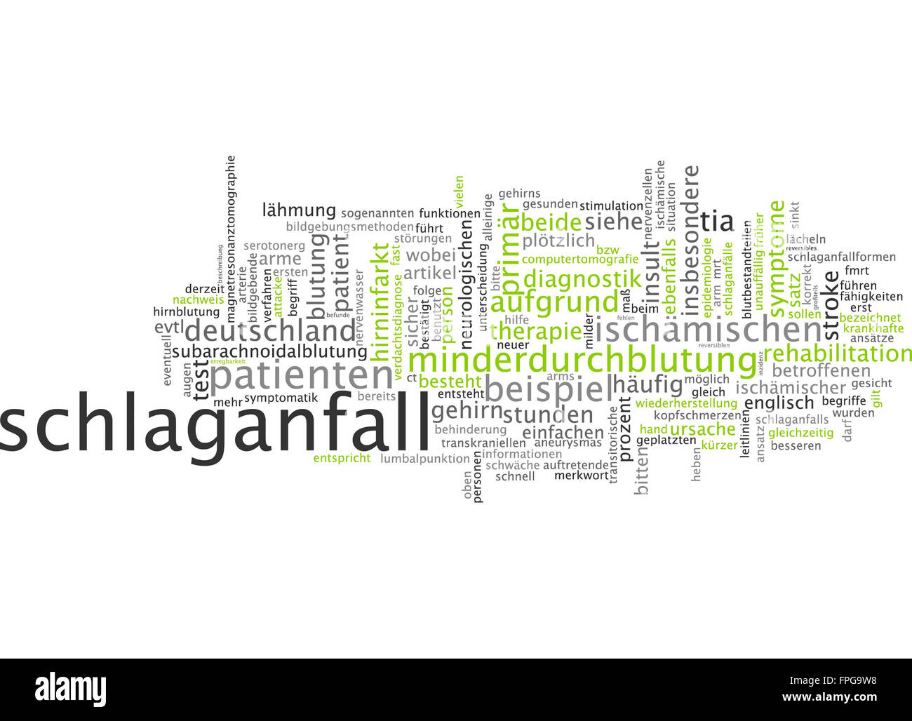 Schlaganfall Stock Photos & Schlaganfall Stock Images - Alamy