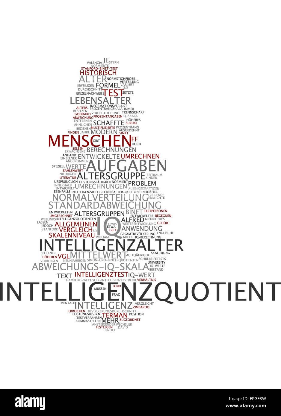weschler erwachsene intelligenz skala