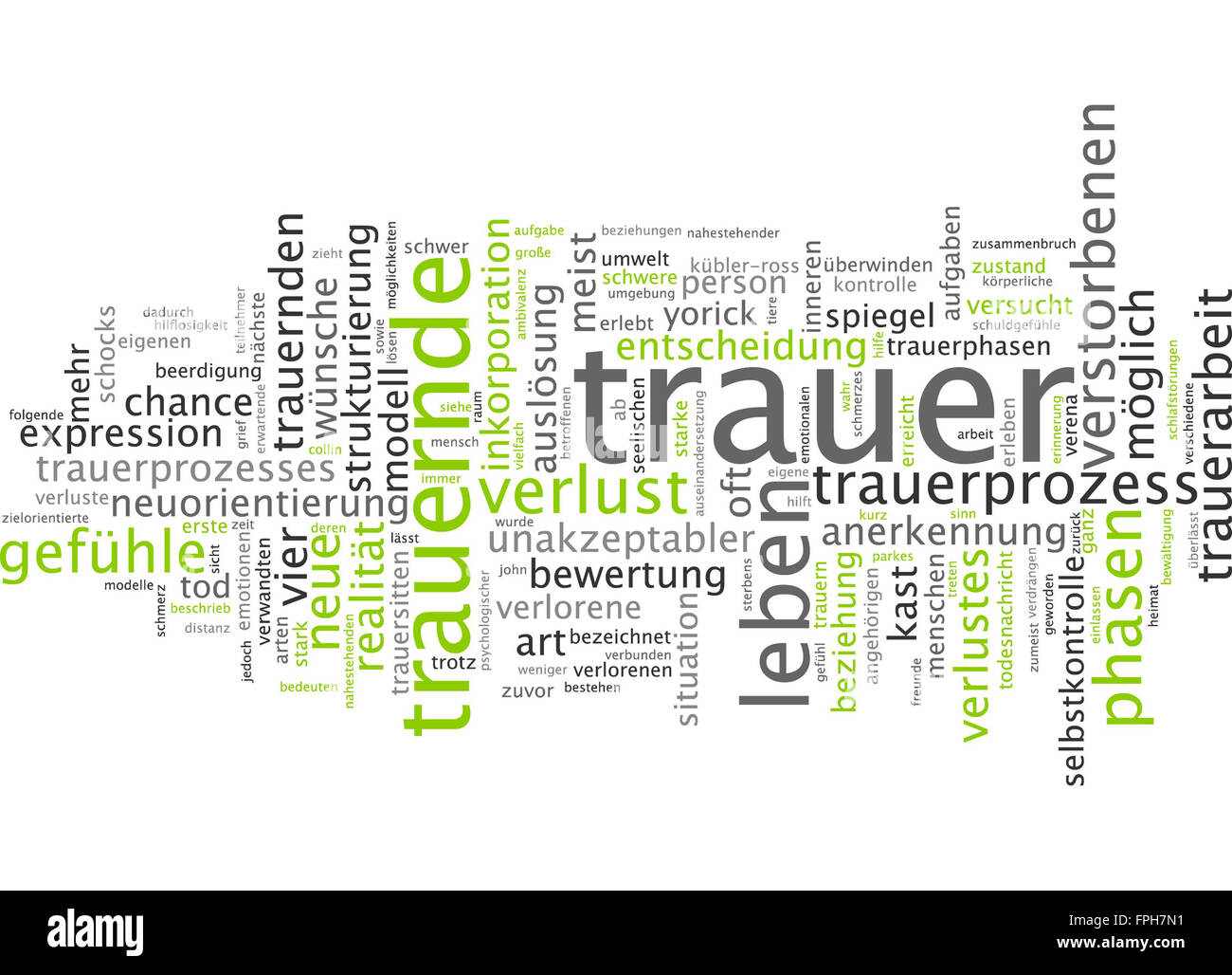 Trauerphase Stock Photos Trauerphase Stock Images Alamy