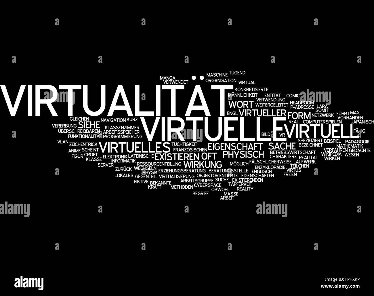 virtuell definition