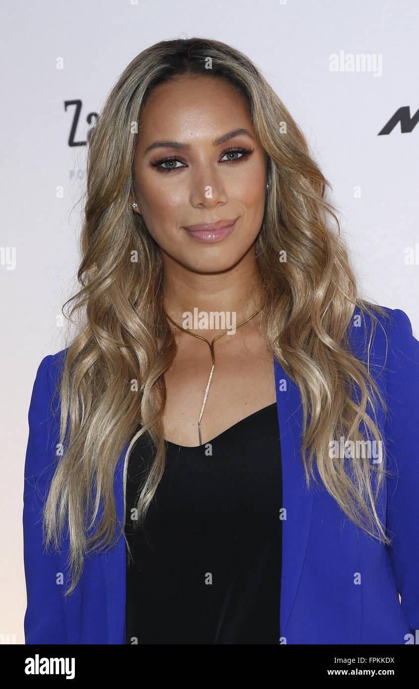 Leona Lewis 2016