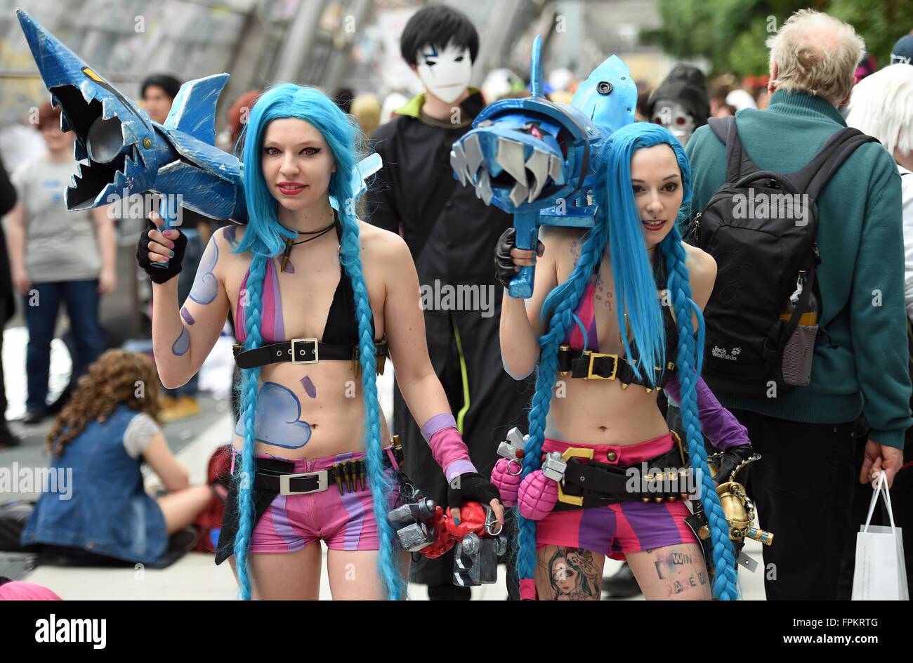 Gamescom 2020 Cosplay