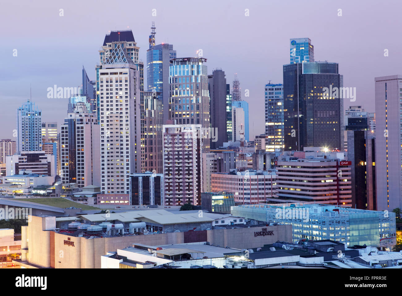 Asia, East Asia, Philippines, Manila, Makati business