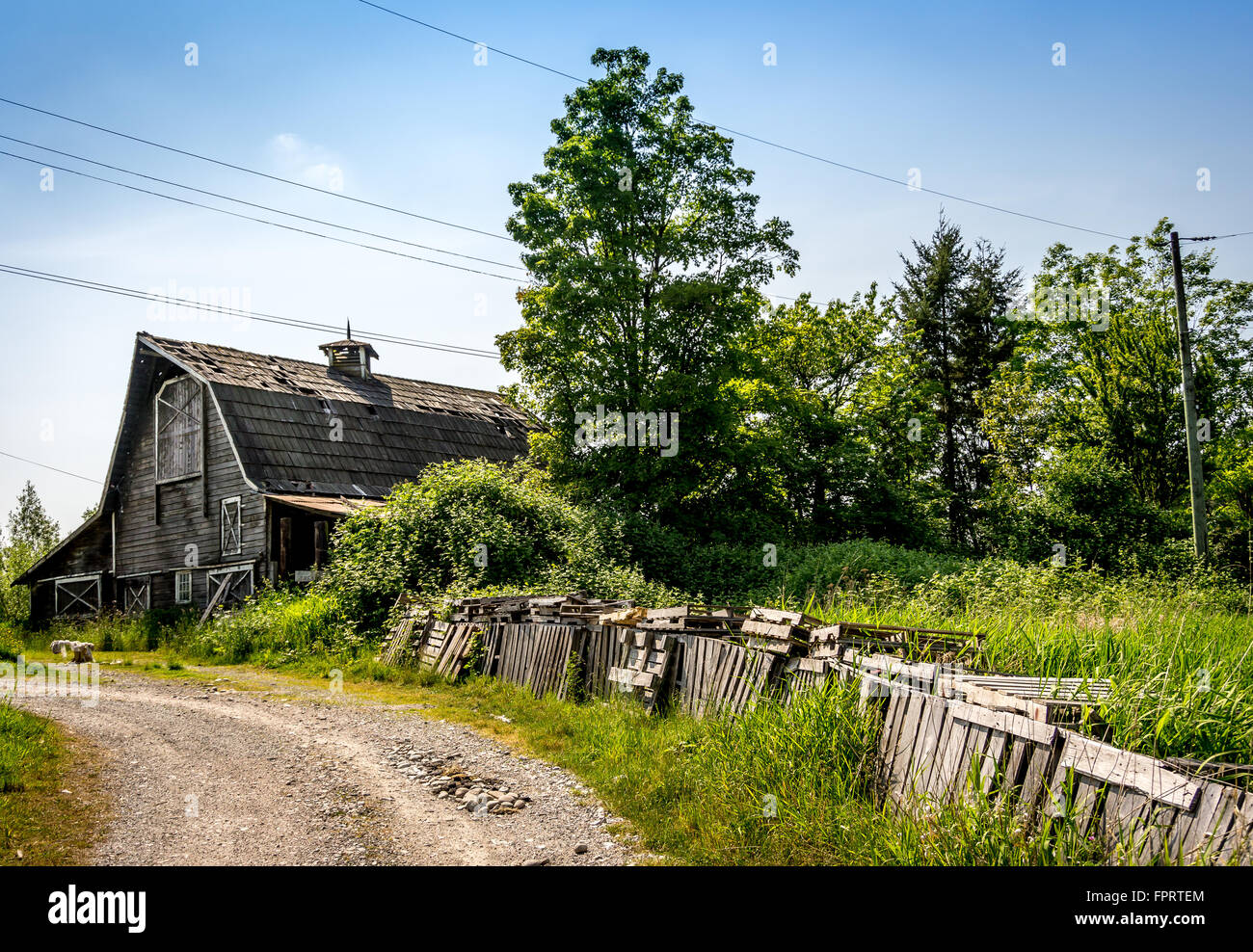Dilapidated Farm Building Stock Photos Amp Dilapidated Farm