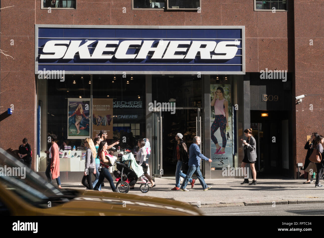 Skechers Shoe Store High Resolution