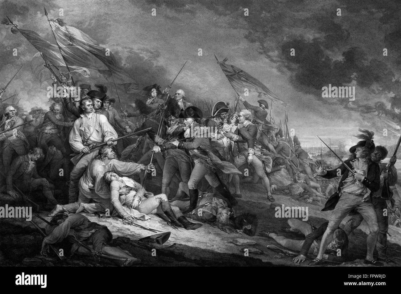 an analysis of the battle of bunker hill during the american revolutionary war Battle of bunker hill by howard pyle (circa 1897)  second coming of a revolutionary war patriot 5 comments  journal of the american revolution is the leading.