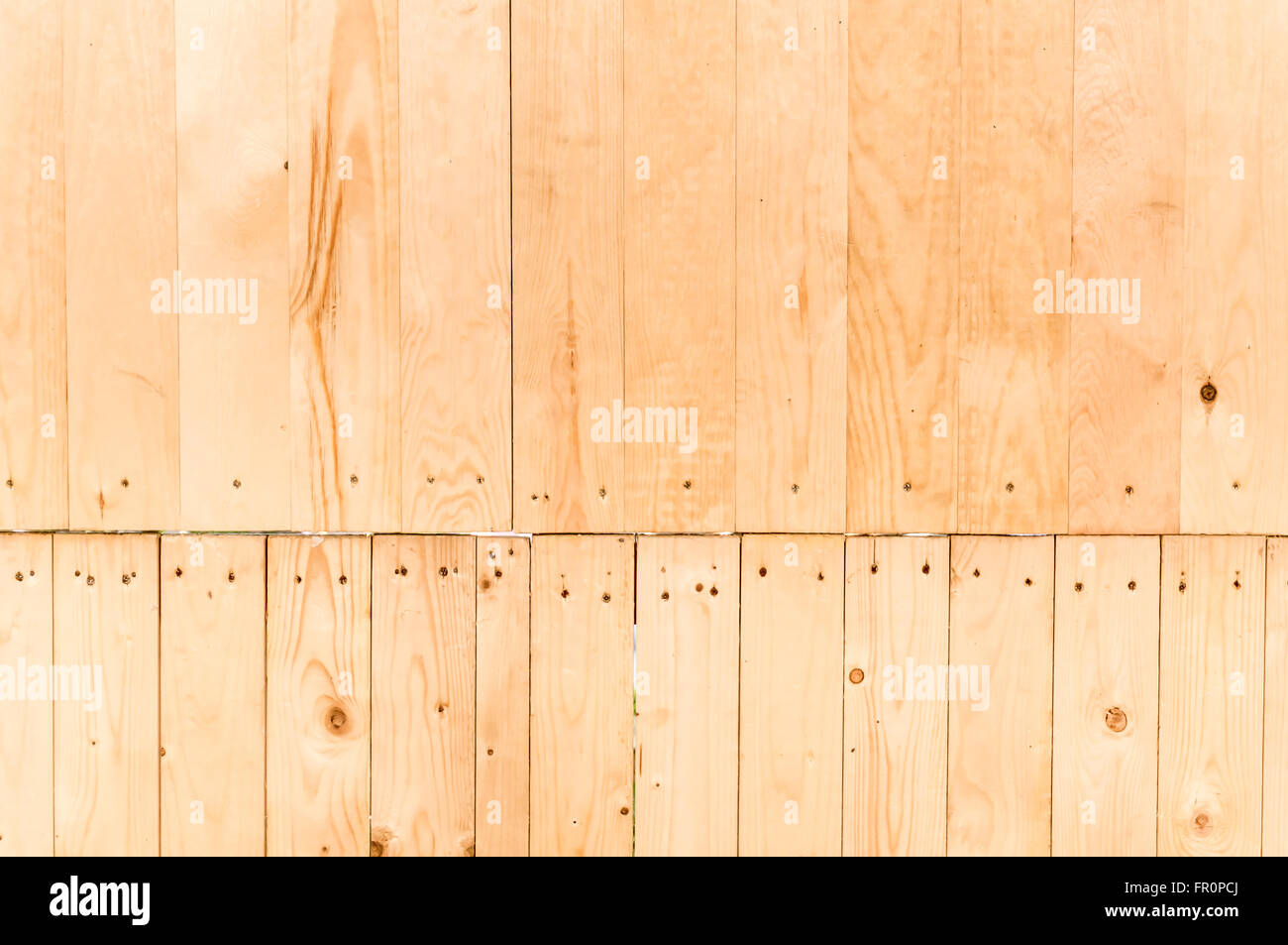 Light Brown Wood Panel Background With Different Size