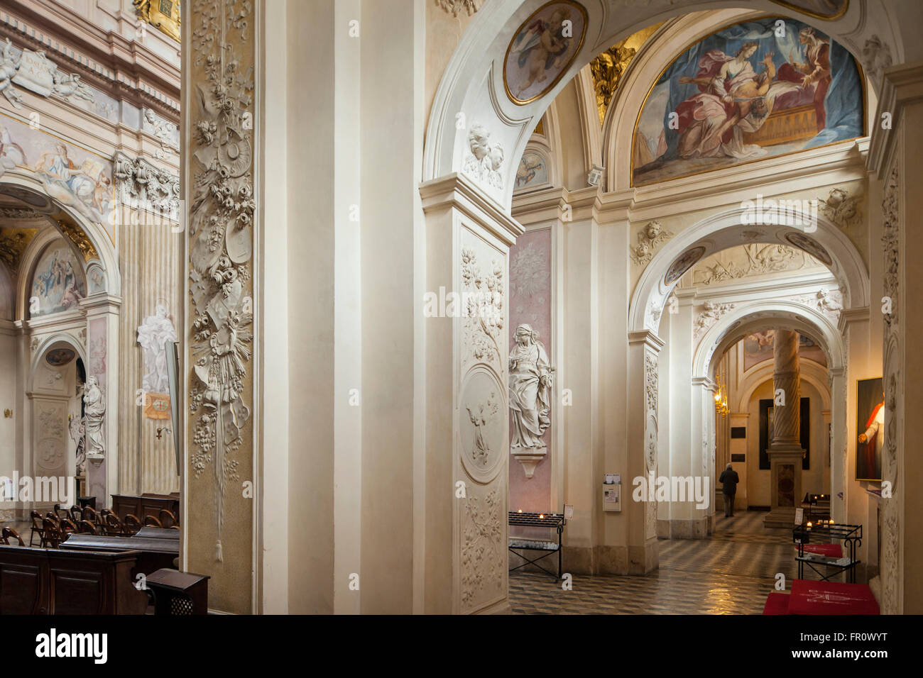 Baroque style in the interior 45 photo examples of design