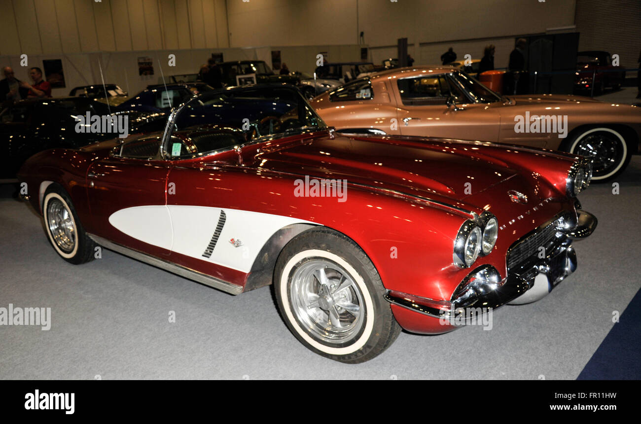 London classic show 2016. Classic and Iconic cars on display at this ...