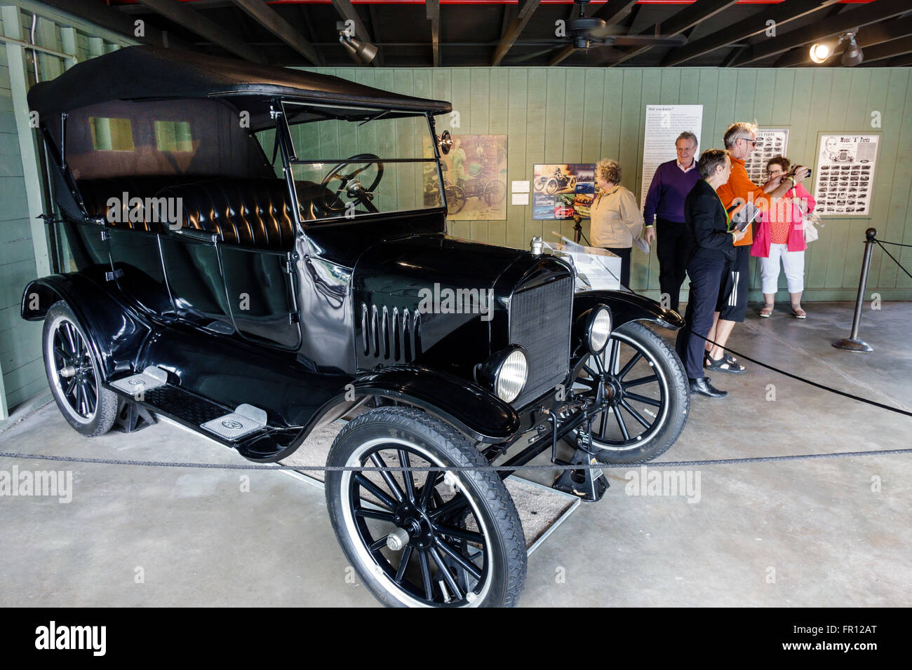 Myers Car Stock Photos Myers Car Stock Images Alamy - Edison car show ft myers