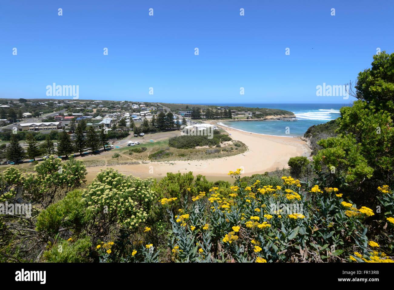 Port Campbell, Victoria, VIC, Australia Stock Photo