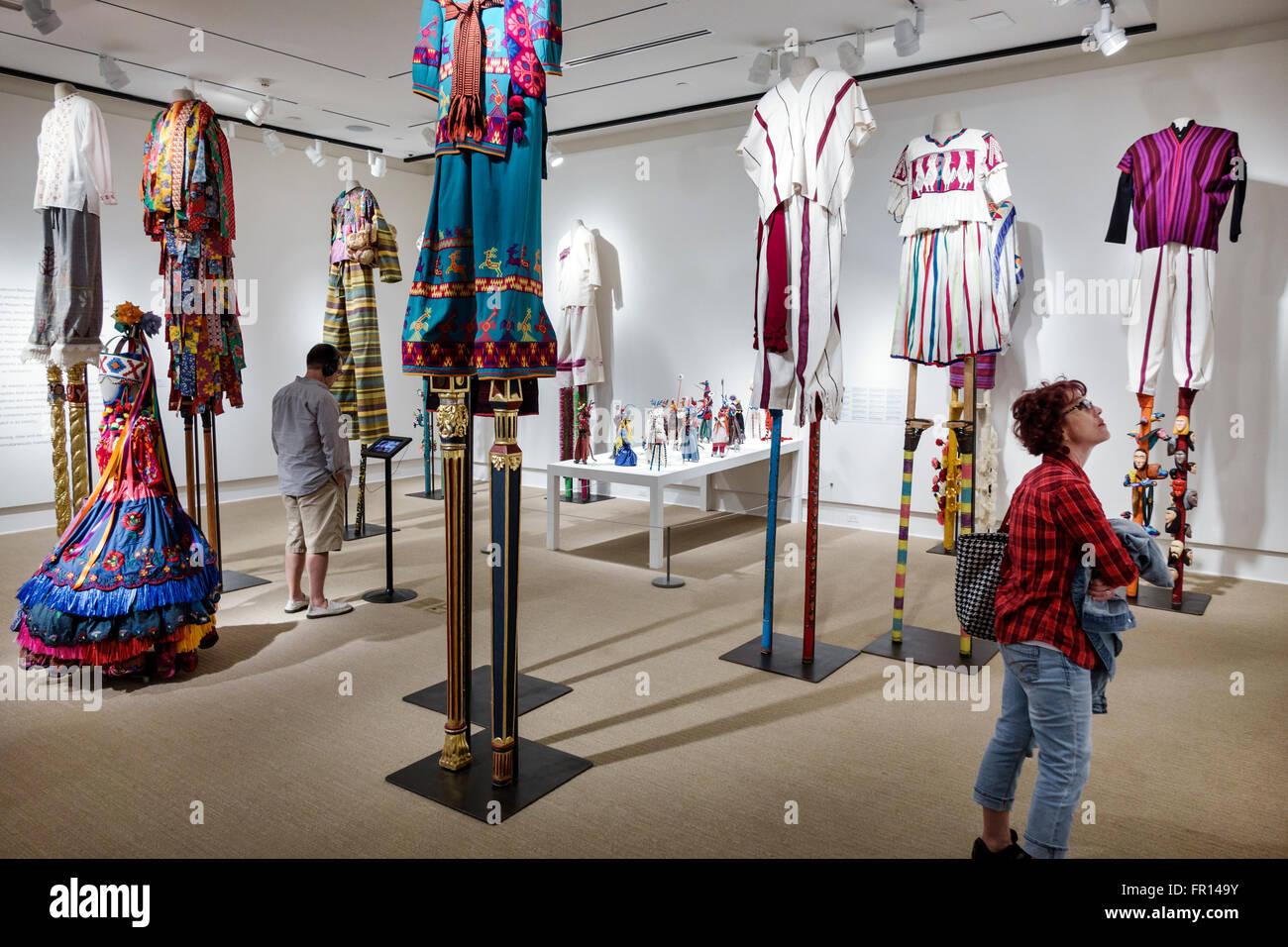 ad913a48ee Florida FL Orlando Winter Park Cornell Fine Arts Museum Rollins College  inside gallery Laura Anderson Barbata