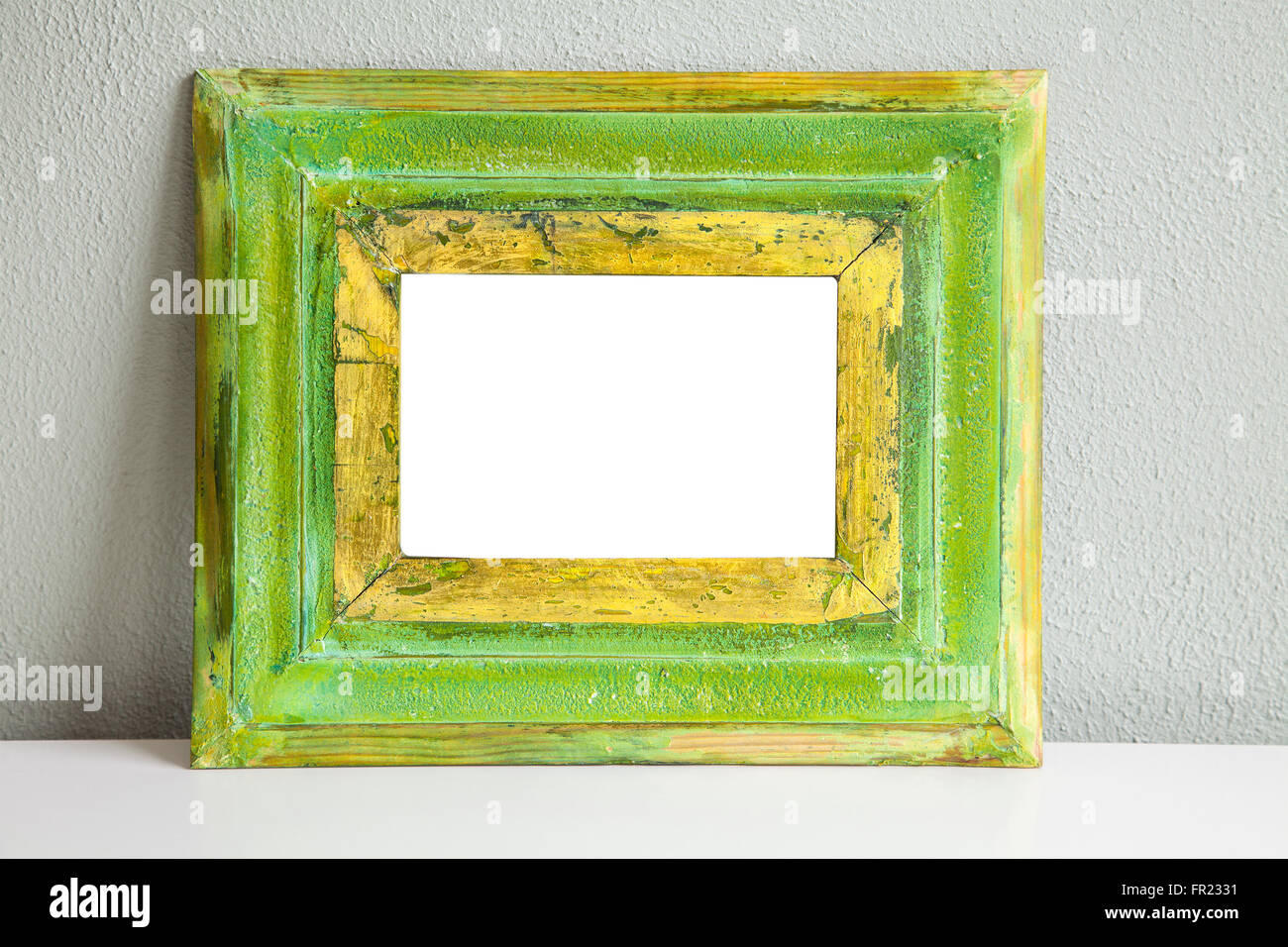 Empty Photo Frame High Resolution Stock Photography And Images Alamy