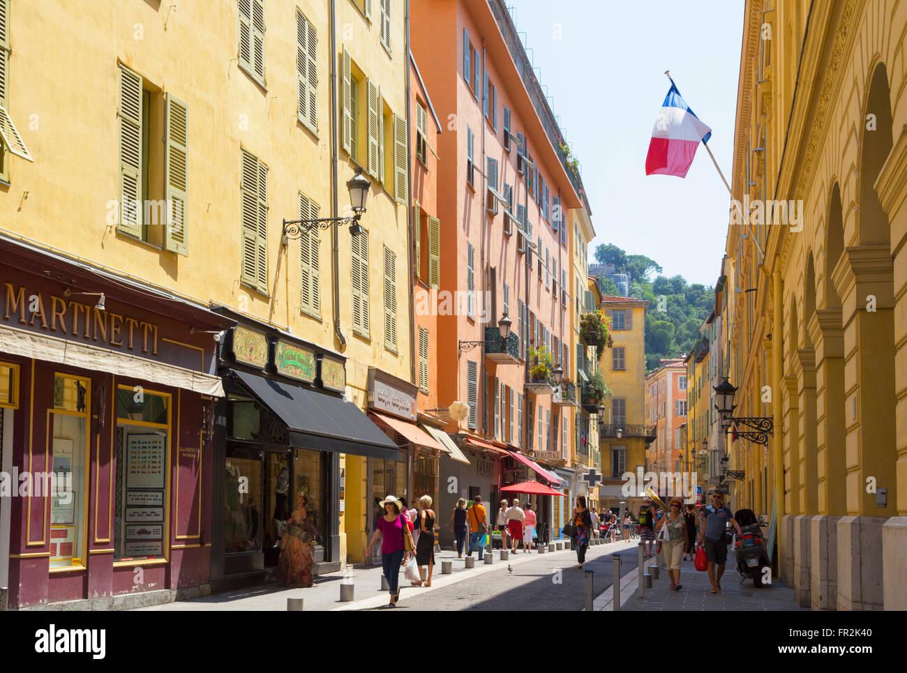 Cart Ville De Nice