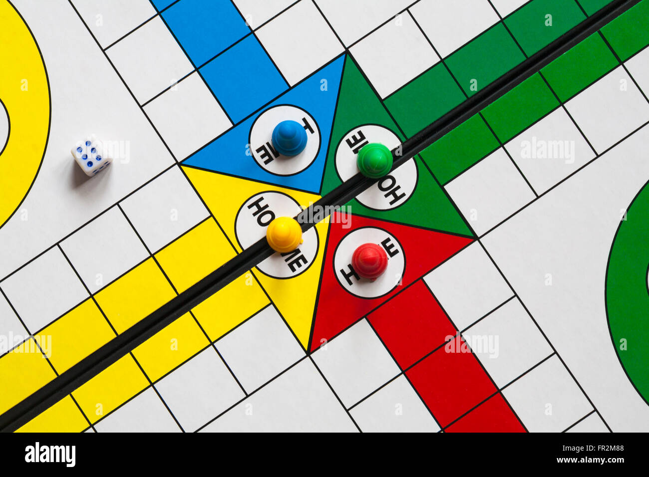 Childrens Board Game Stock Photos & Childrens Board Game Stock