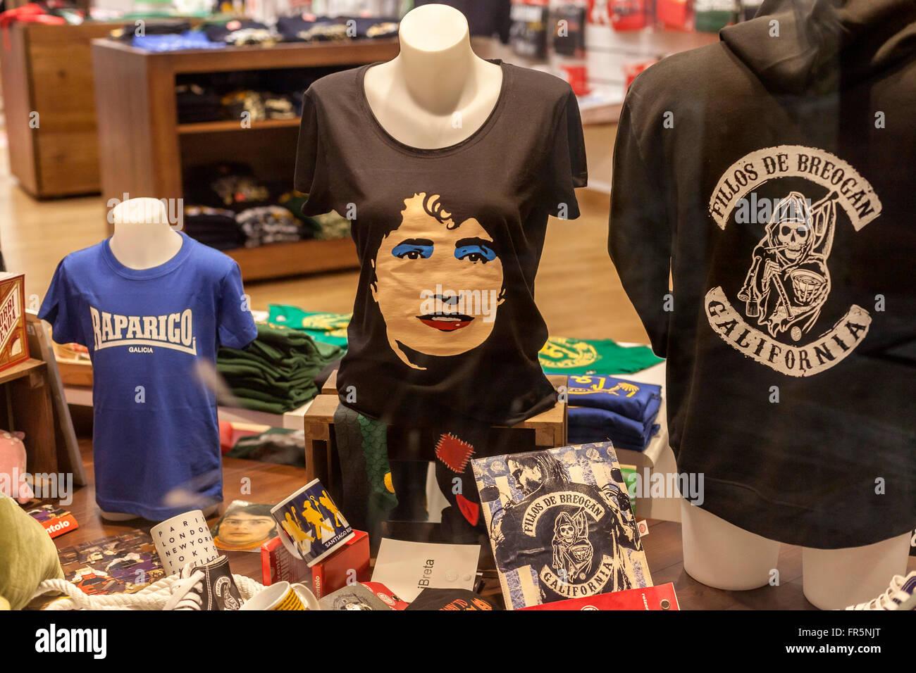 Camino De Santiago Souvenirs Stock Photos Amp Camino De