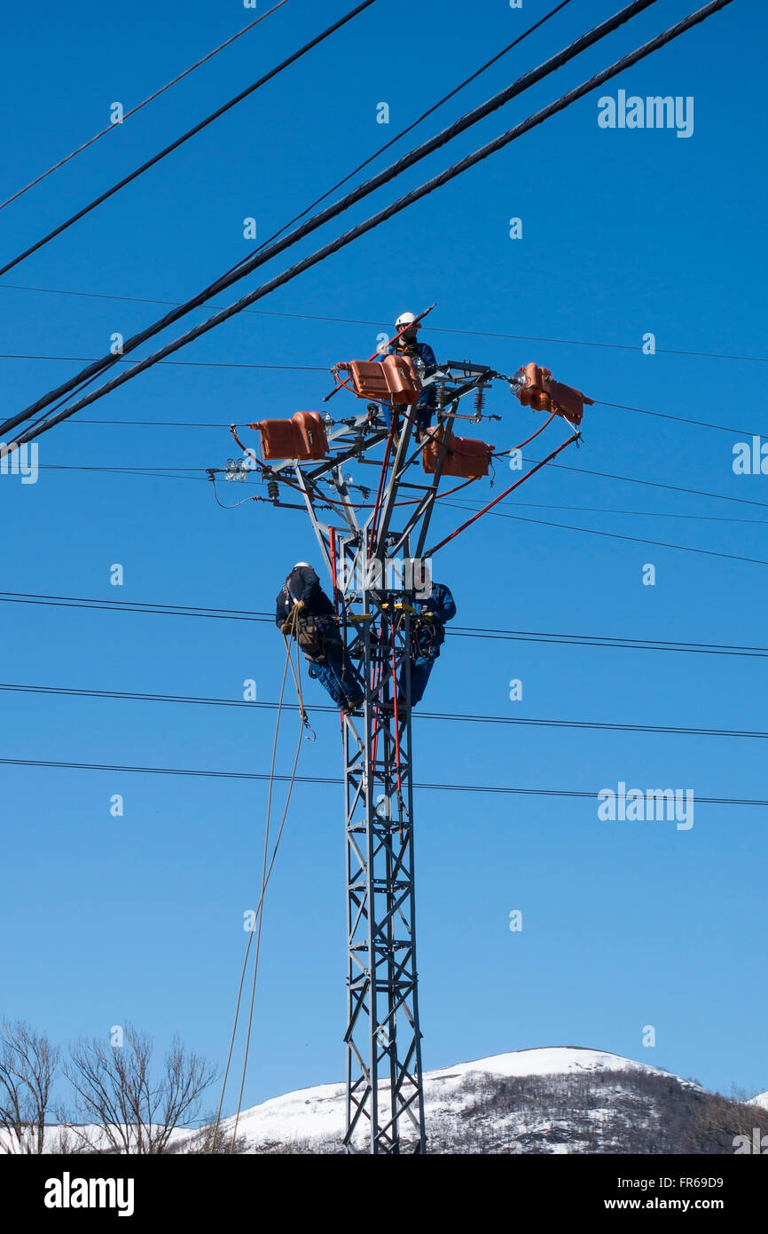 Wire Workers Stock Photos & Wire Workers Stock Images - Alamy