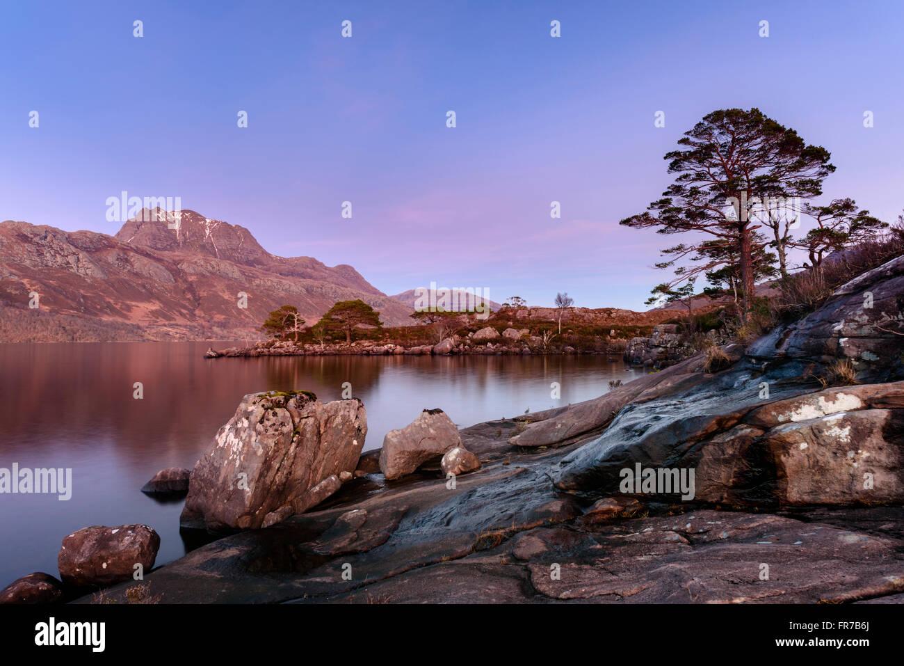 Loch Maree - Stock Image