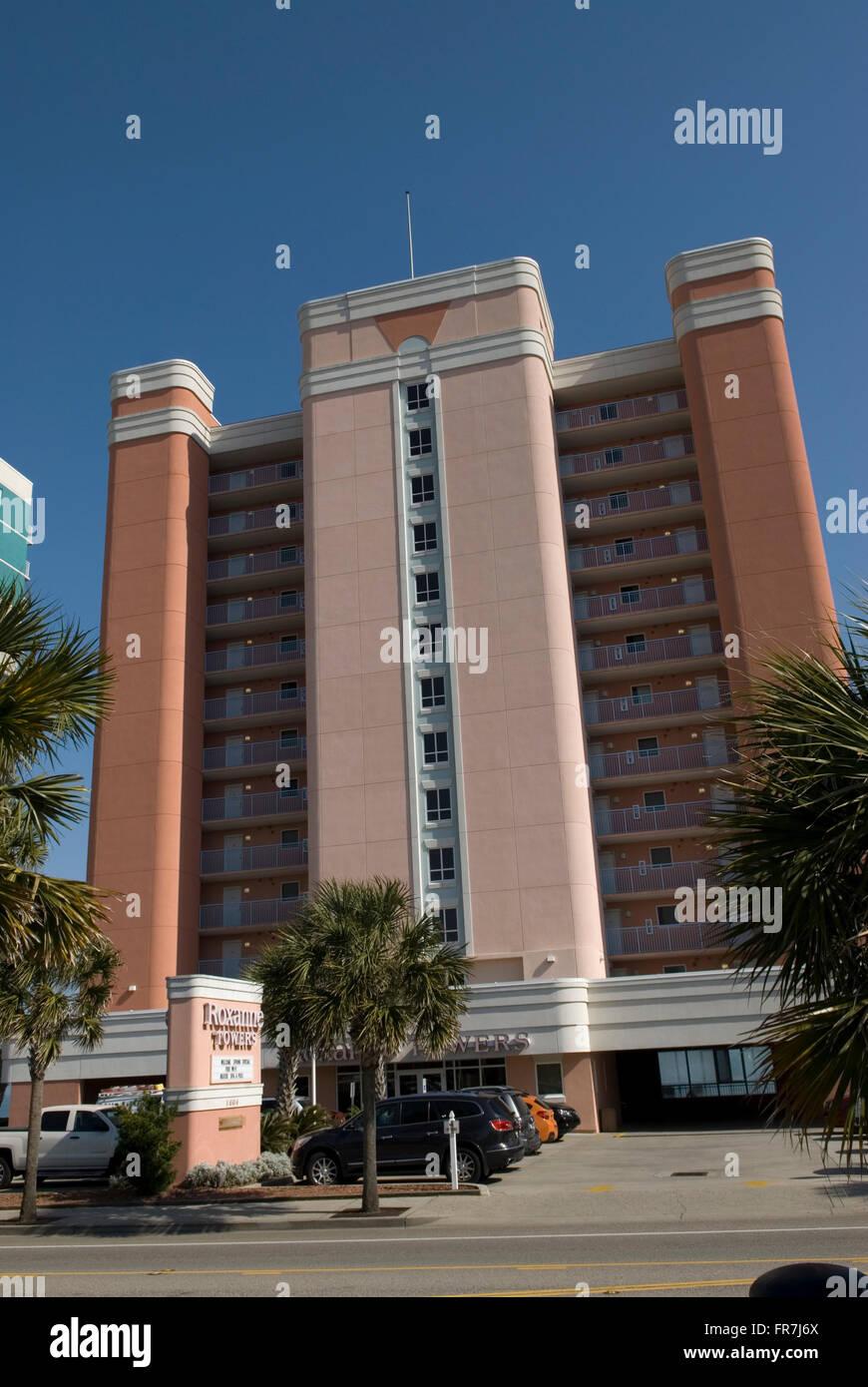 roxanne towers myrtle beach sc