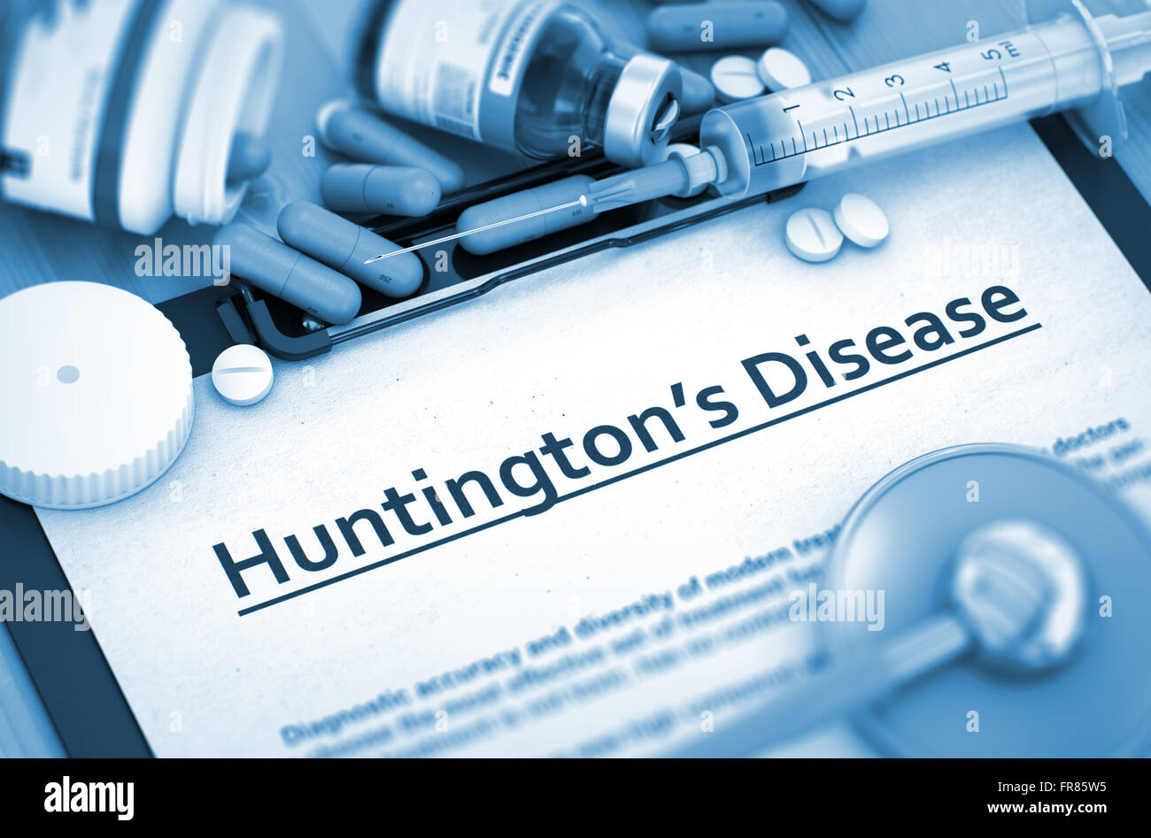 Watch How to Diagnose Huntingtons Disease video