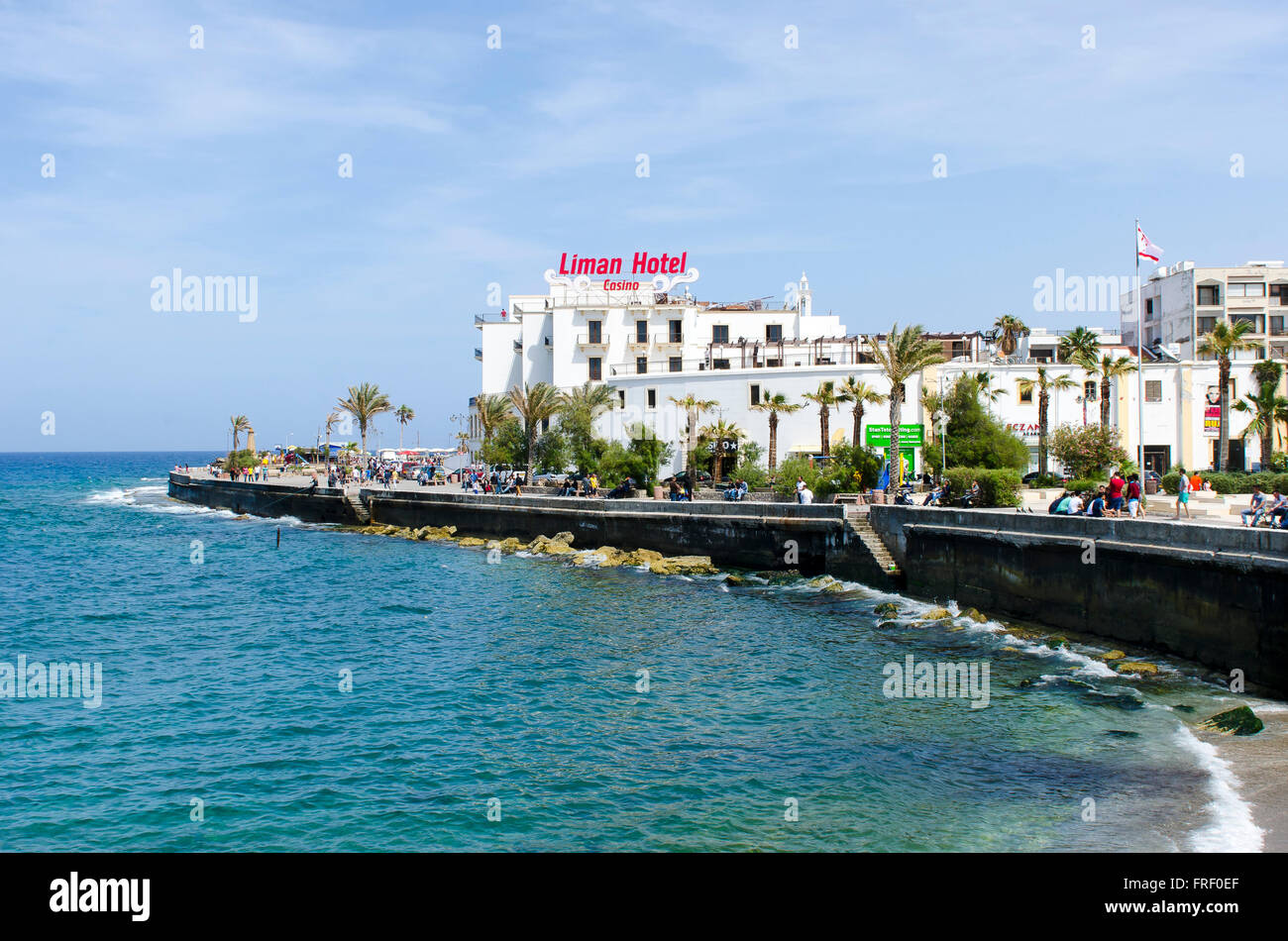 liman hotel and casino girne