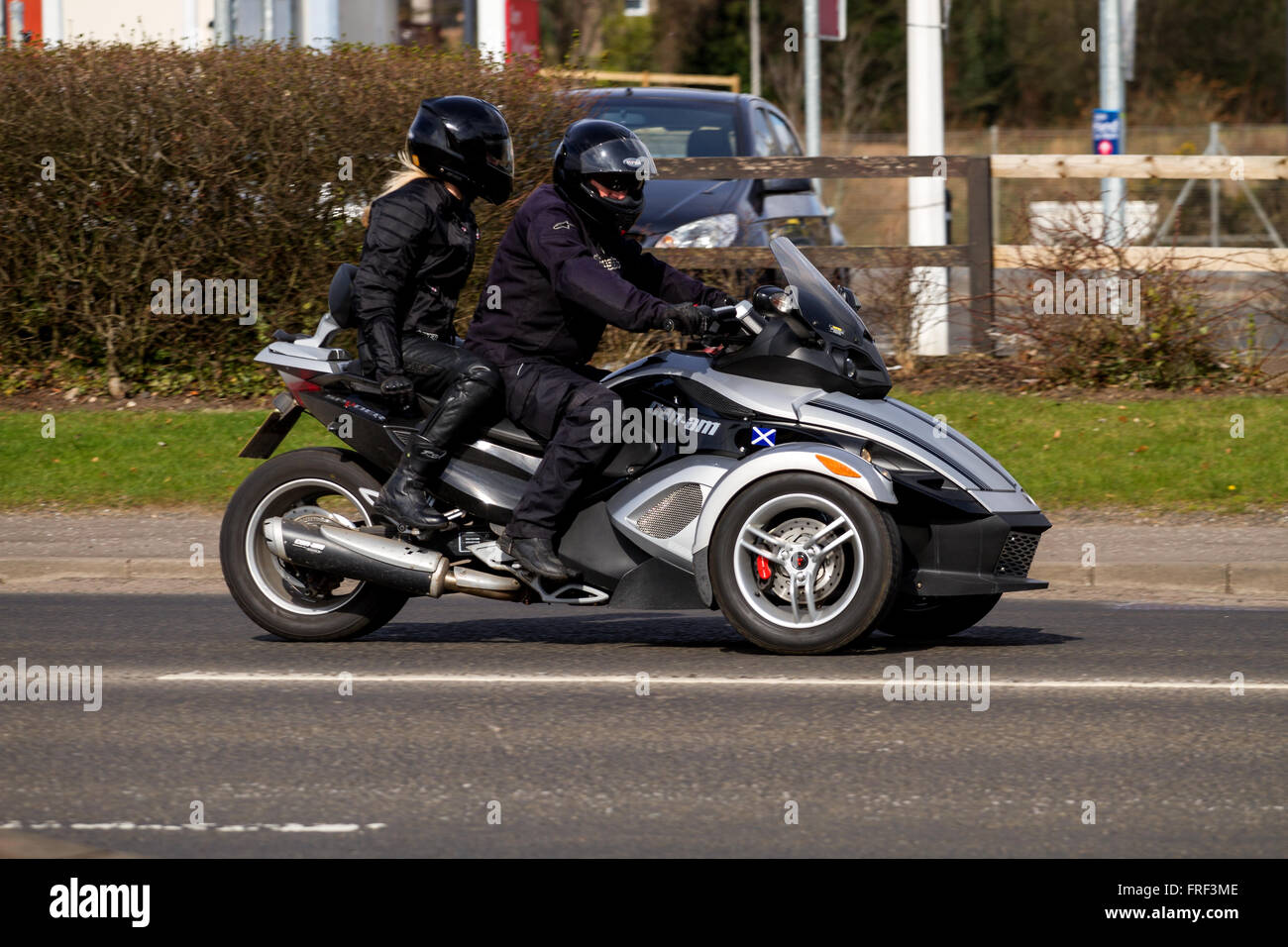 3 wheel motorcycle stock photos 3 wheel motorcycle stock images alamy. Black Bedroom Furniture Sets. Home Design Ideas