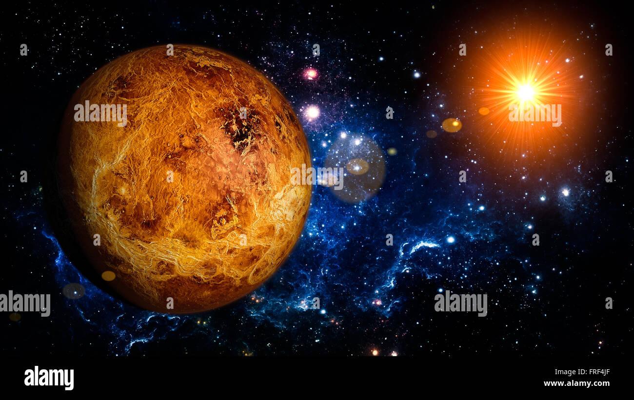 solar system venus - photo #30