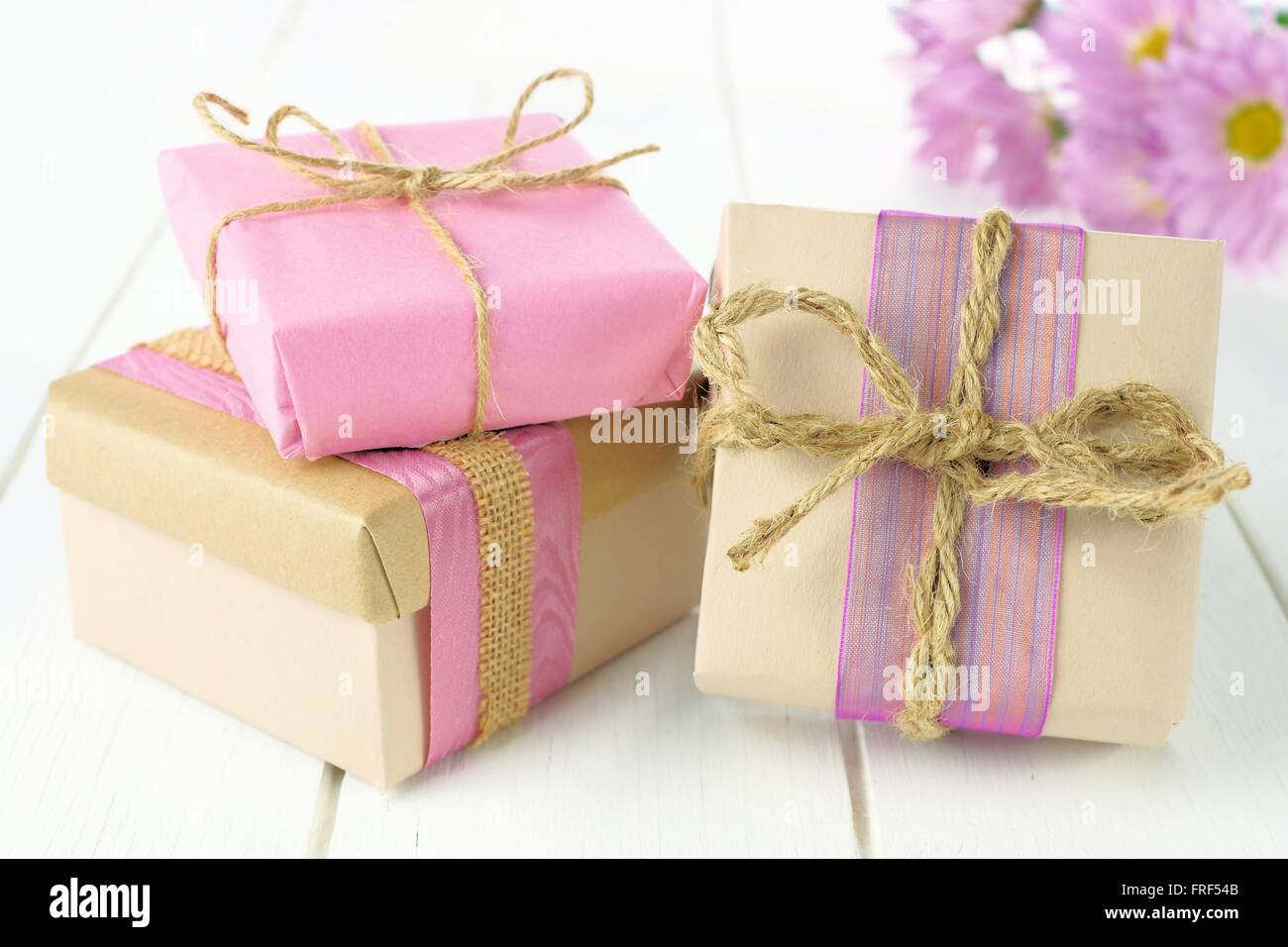 Handmade Gift Stock Photos & Handmade Gift Stock Images - Alamy