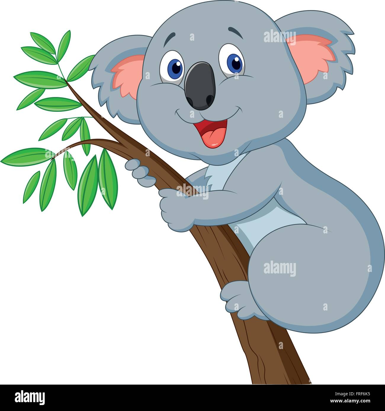 Cute Koala Cartoon On A Tree Stock Vector Image Art Alamy First attempt at drawing a cartoon koala bear. https www alamy com stock photo cute koala cartoon on a tree 100523449 html