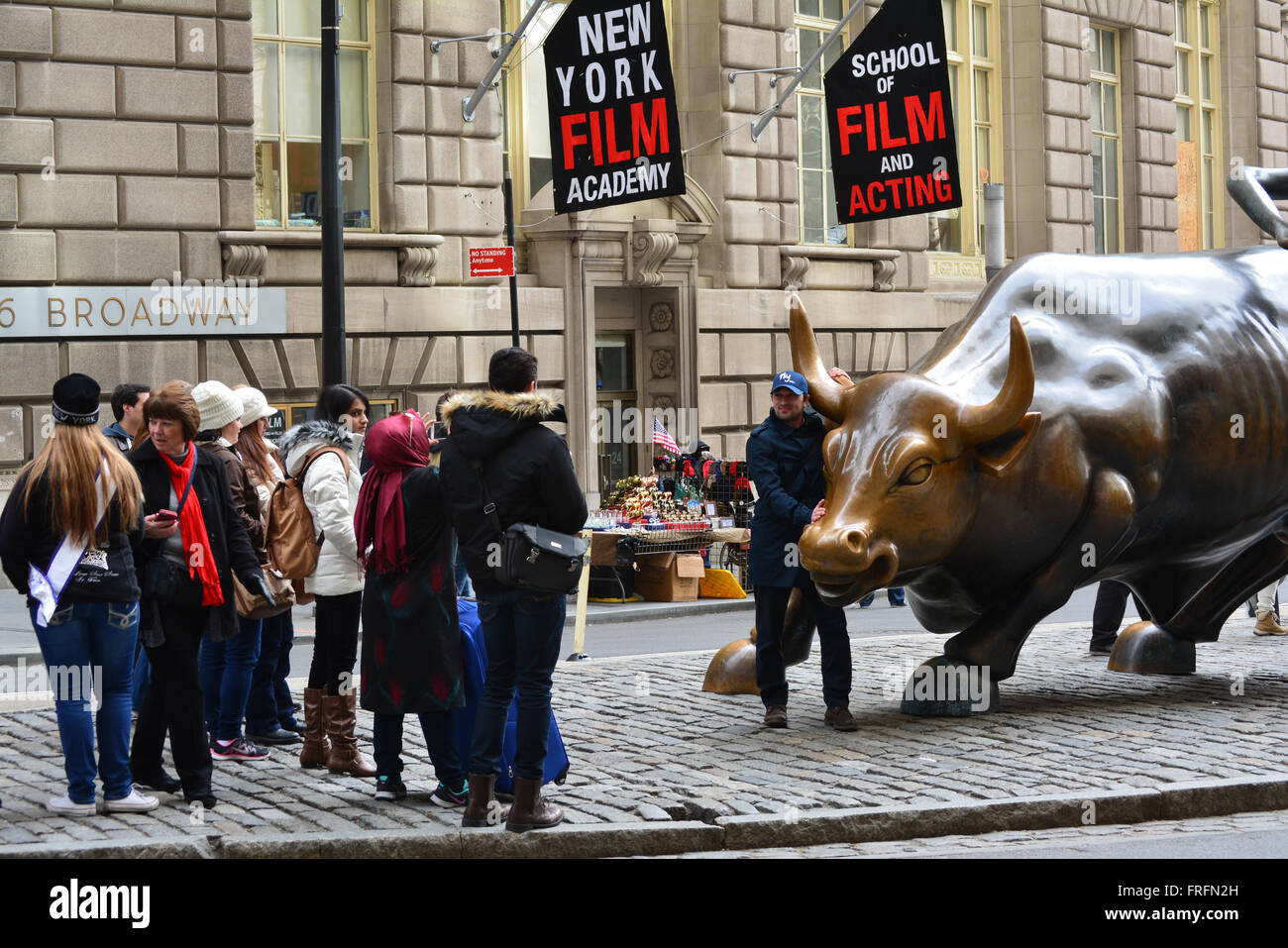 wall street bull statue stock photos amp wall street bull