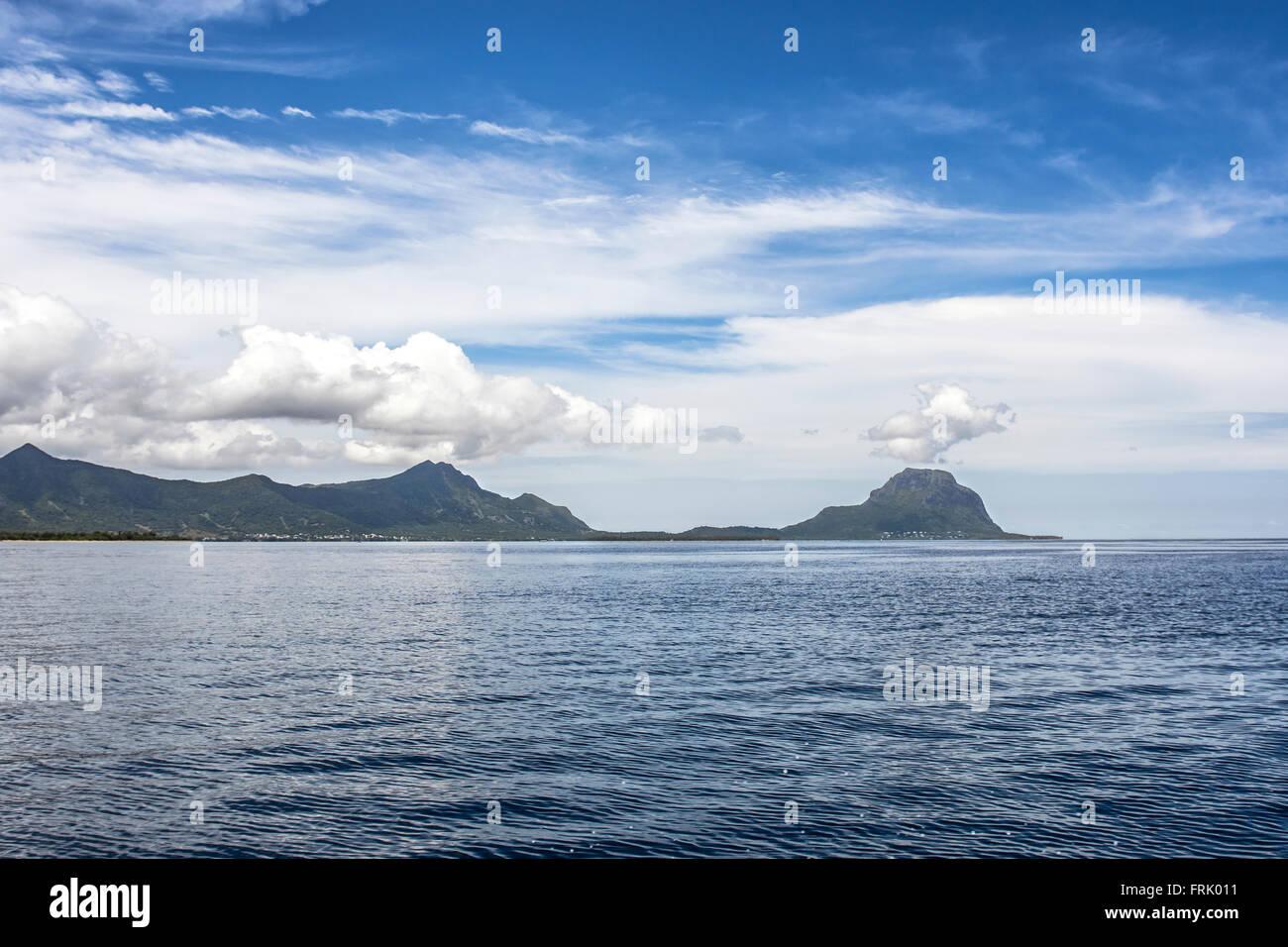 Mauritius - Stock Image