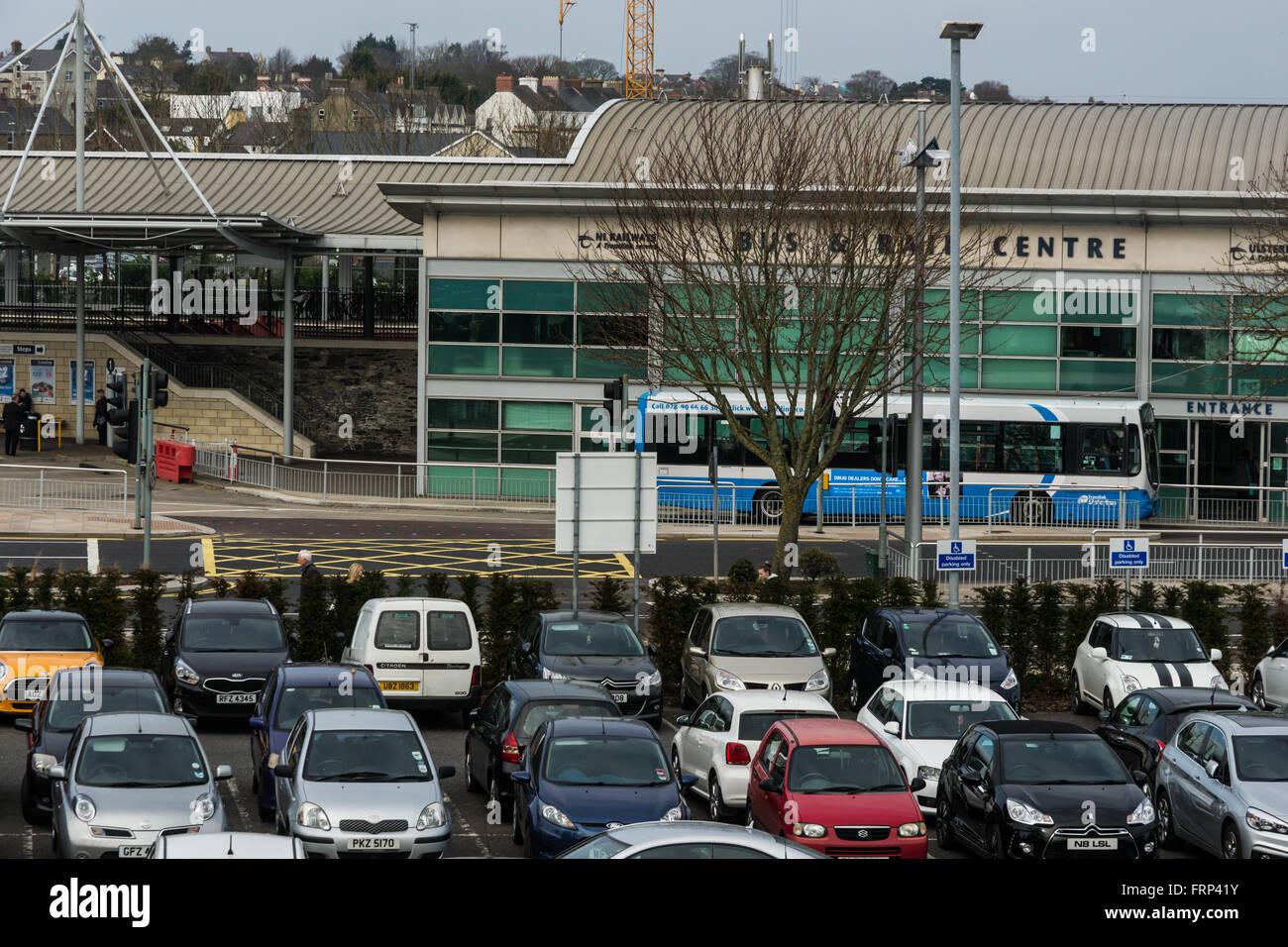 Car Parking At Nottingham Rail Station