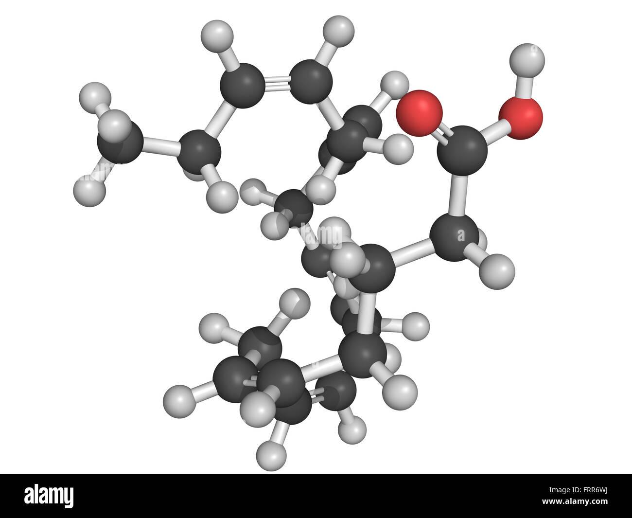 eicosapentaenoic acid epa omega 3 fatty acid molecular model epa stock photo 100699246 alamy. Black Bedroom Furniture Sets. Home Design Ideas