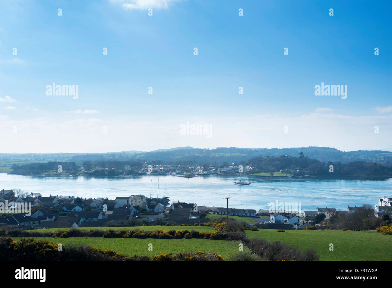 Strangford Lough, Co. Down, Northern Ireland - Stock Image