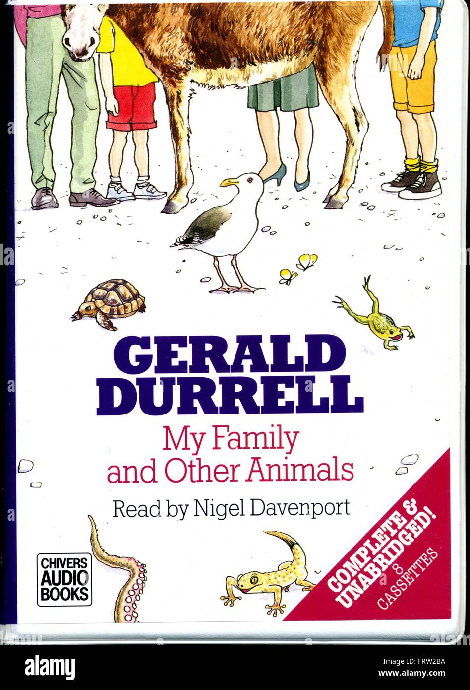 a book report on my family and other animals a novel by gerald durrell This 'my family and other animals' is different it is not amateurish, it is not a personal diary, but it really is a lovely book that gives us an excellent cut-off of a match between two different cultures, without prejudice or judgement.