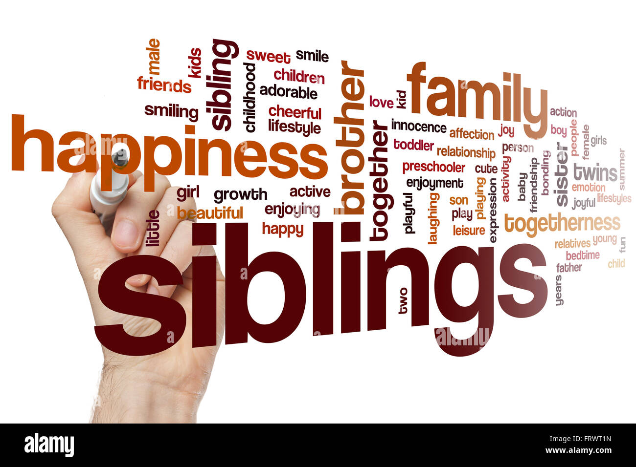 Image result for siblings word