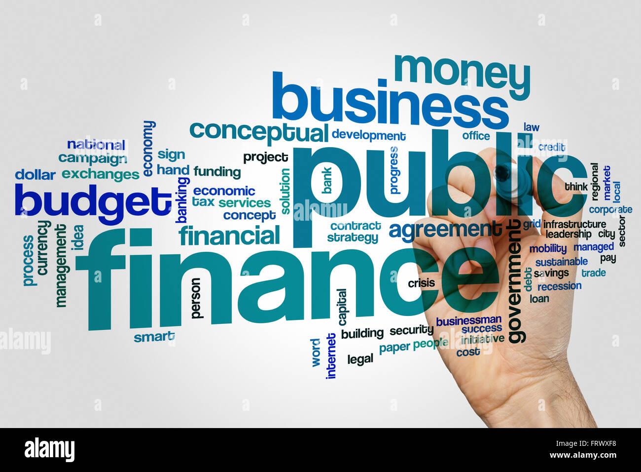 concept of public finance
