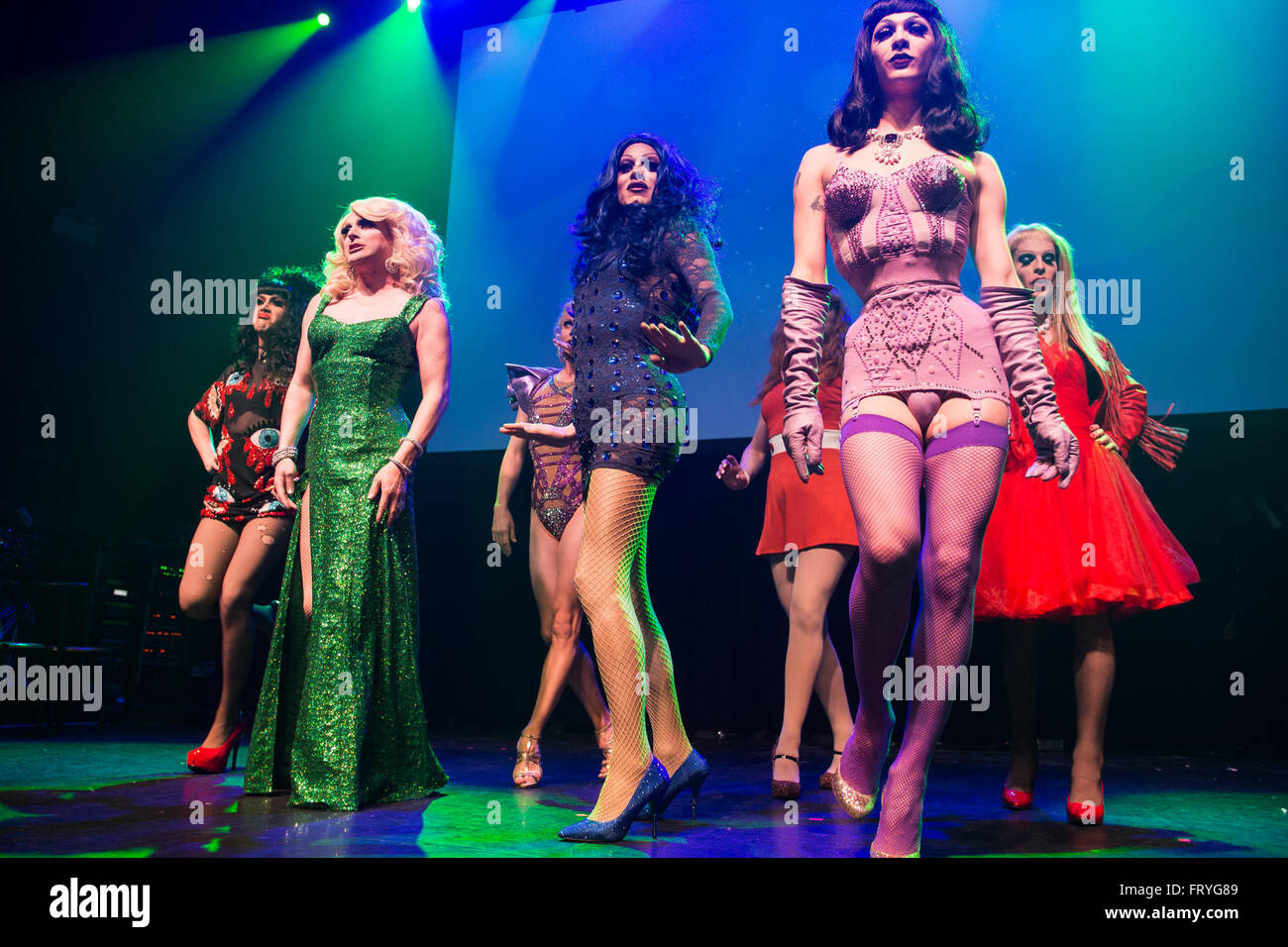 March 24, 2016 - Ru Paul's Drag Race: Battle Of The Seasons