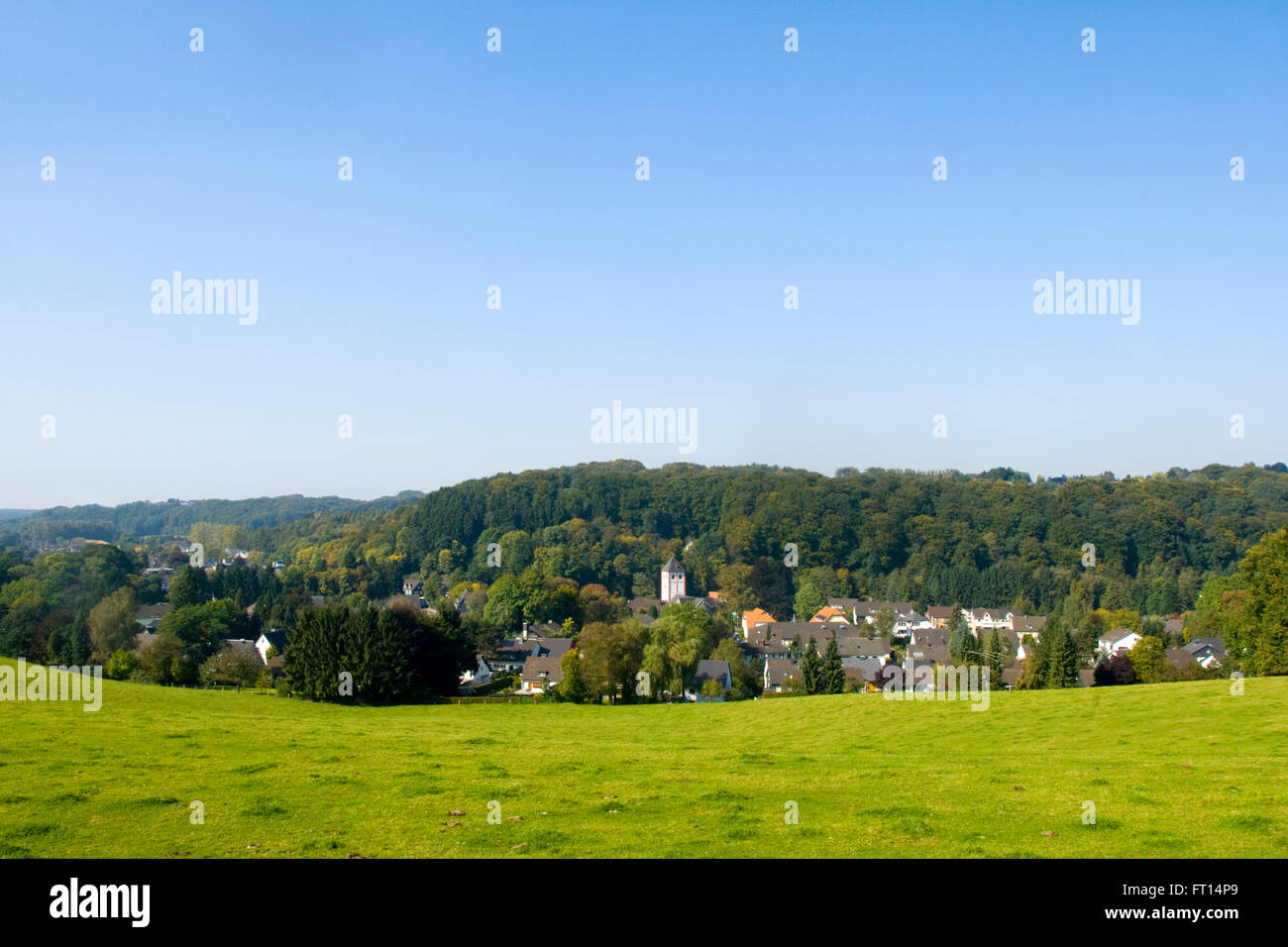 BRD, Nordrhein-Westfalen, Rheinisch-Bergischer Kreis, Odenthal, - Stock Image