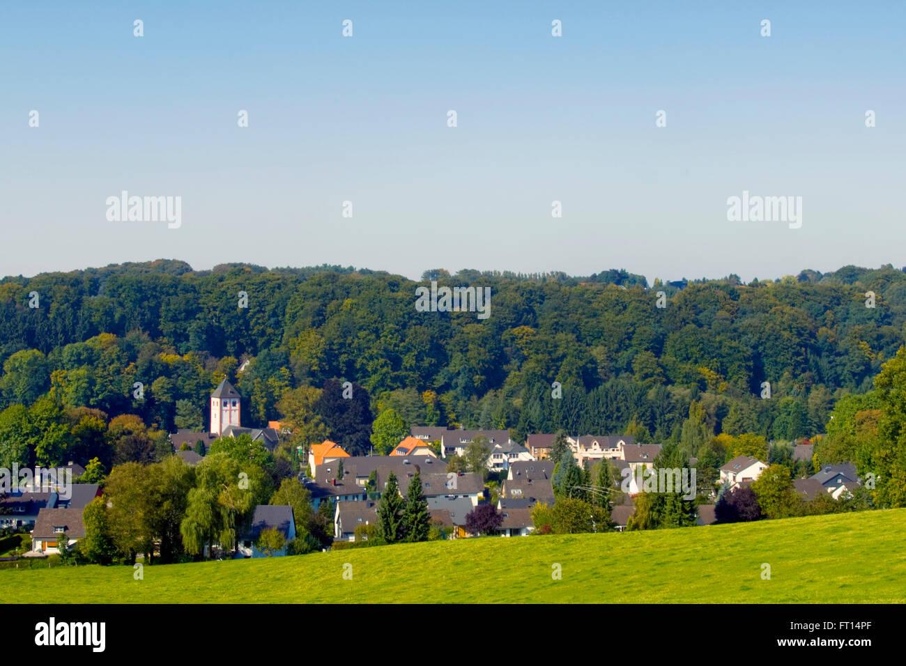BRD, Nordrhein-Westfalen, Rheinisch-Bergischer Kreis, Odenthal - Stock Image