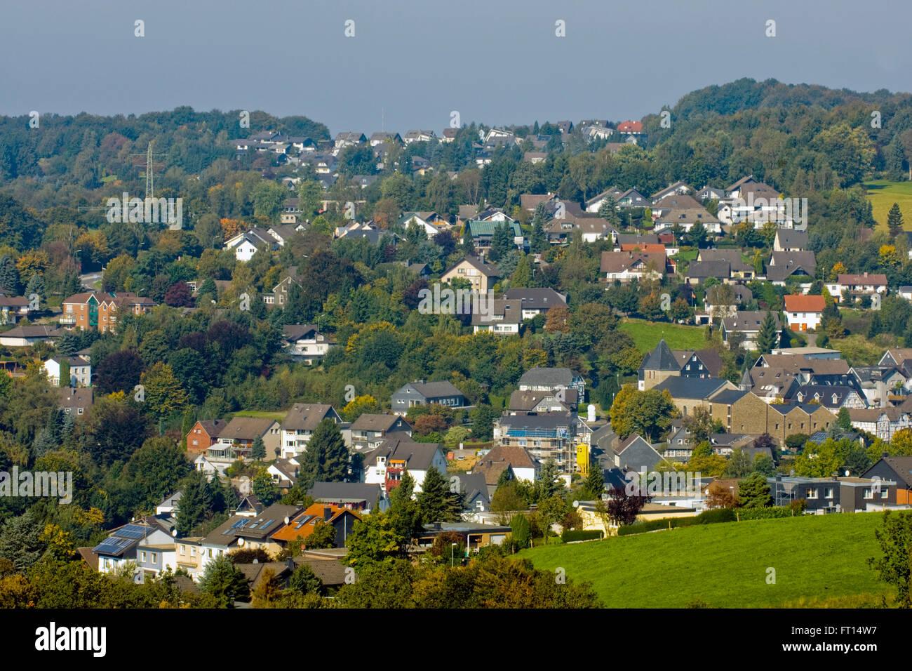 BRD, Nordrhein-Westfalen, Kürten im Rheinisch-Bergischen Kreis, - Stock Image