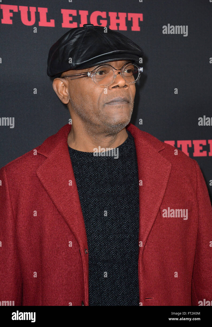 Portrait Actor Red Jacket Hat Beret Glasses Stock Photos   Portrait ... 7221bbe94b1