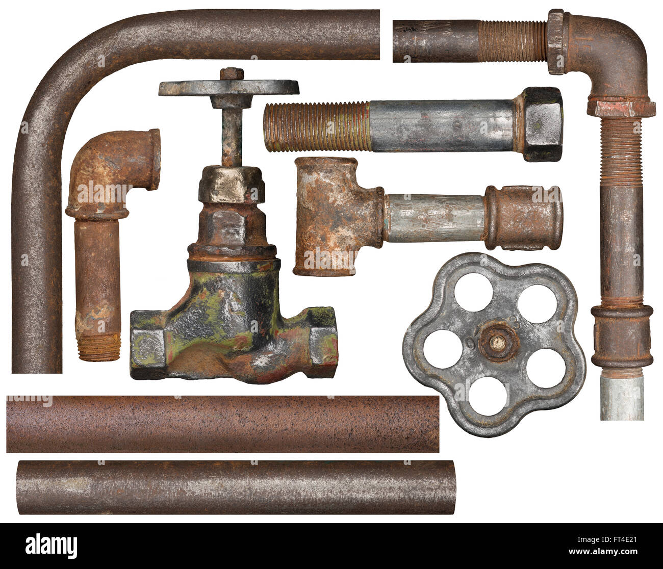 Rusty Water Faucet Plumbing Stock Photos & Rusty Water Faucet ...