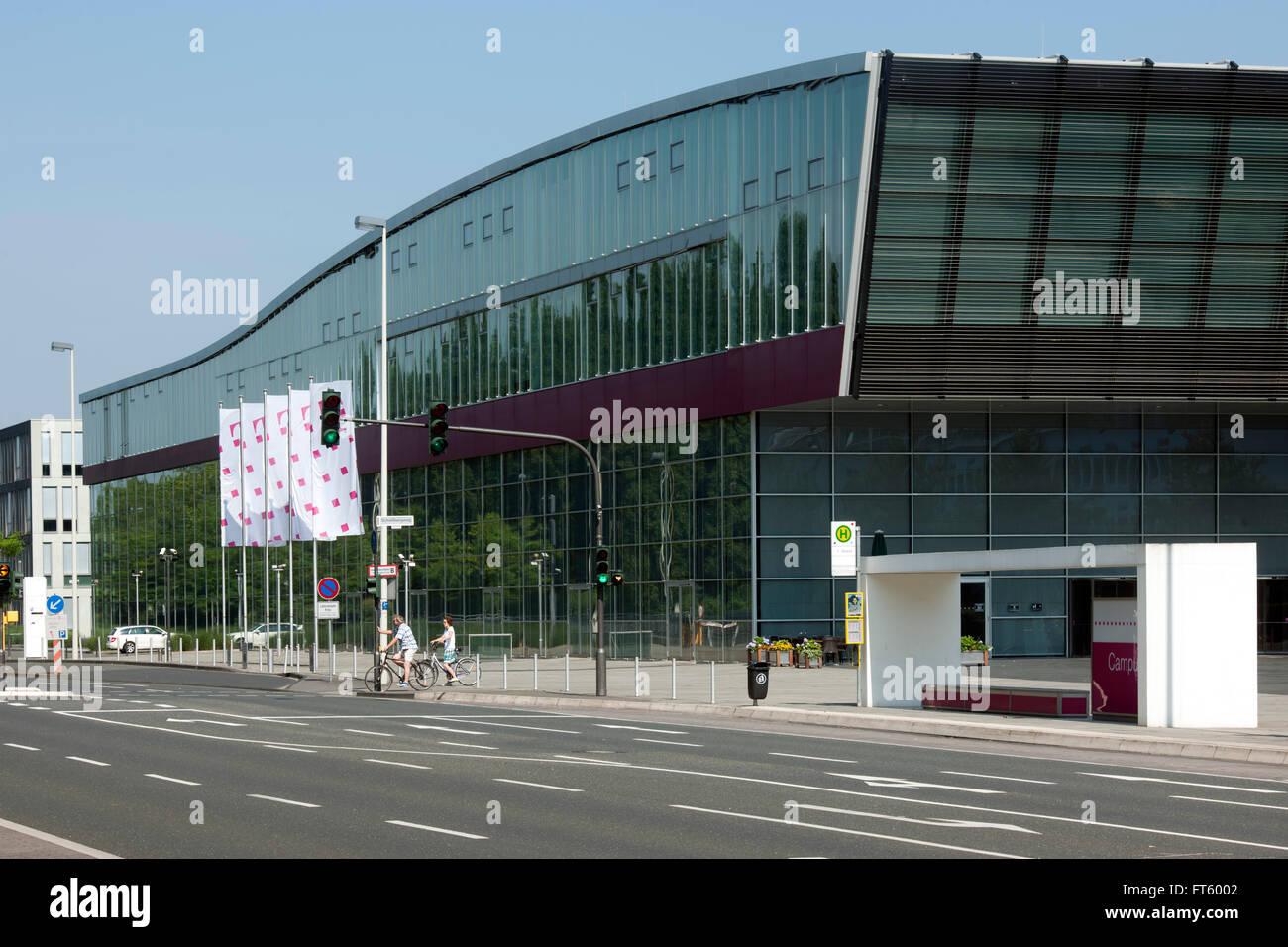 Deutschland, Nordrhein-Westfalen, Bonn, T-Mobile Headquarter - Stock Image