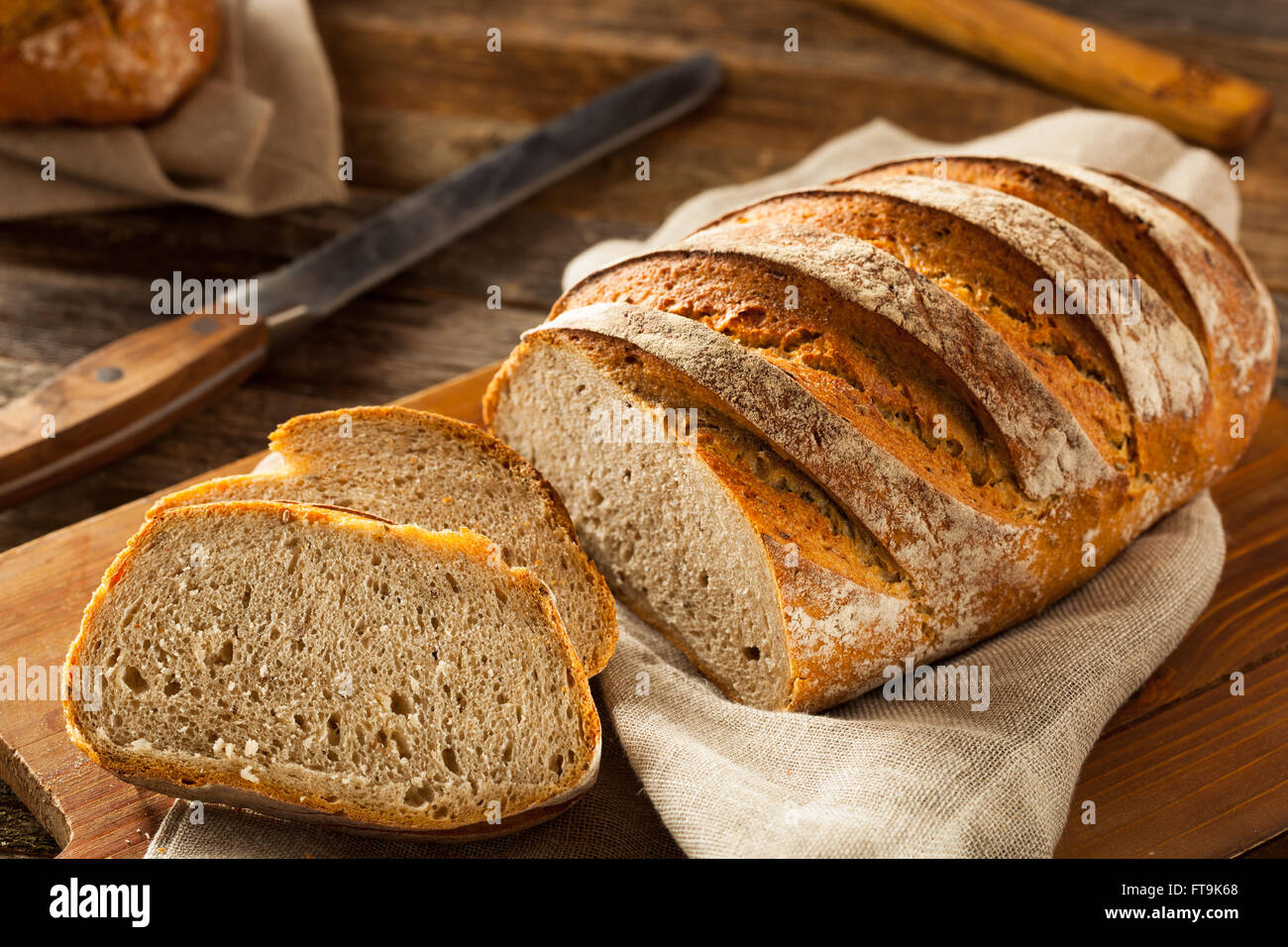 how to make homemade bread crusty