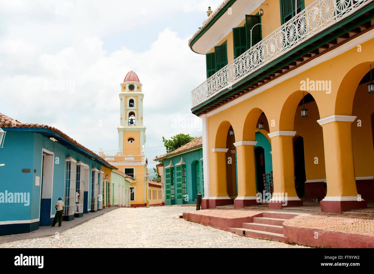 Trinidad - Cuba - Stock Image