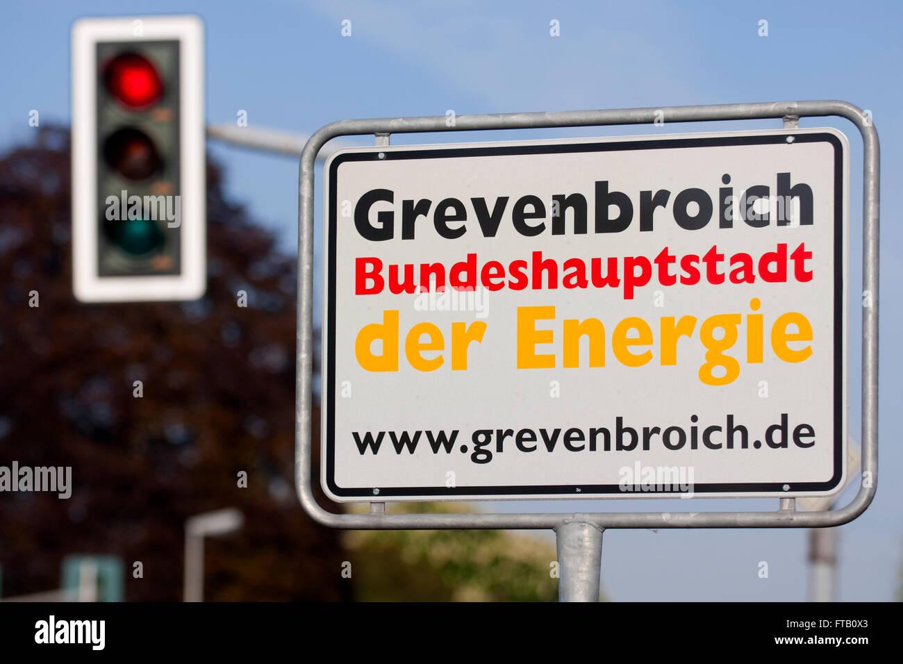 BRD, Deutschland, NRW, Rhein-Kreis Neuss, Grevenbroich, Stock Photo