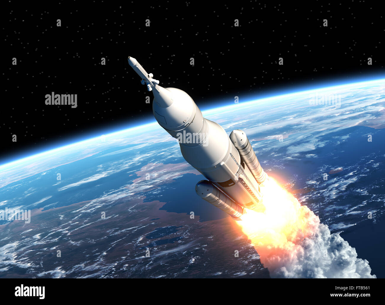Space Launch System Stock Photos & Space Launch System Stock